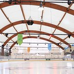 Ice arena open seasonally