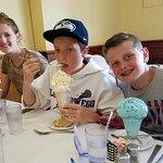grandkids love Fenton's