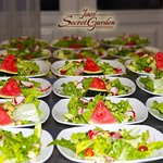 Our Delicious Colorful Salads