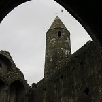 The tower at Rock of Cashel