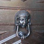 The Moorish Themed Front Door Knocker