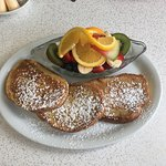 French Toast with Fruit...sooooo delicious!