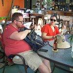 The Beer Garden, Charlotte Amalie