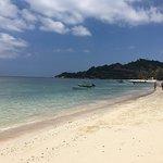 L'une des plus belle plage de koh phangan