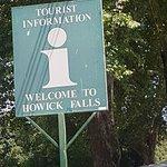 Bild från Howick Falls