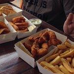 World Famous Fish N Chips Huskissonの写真