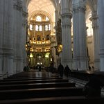 Foto Katedral dan Royal Chapel (Capilla Real)