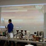 Curso sobre o Café, no Museu