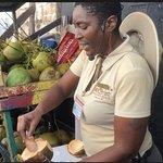 Coconut education.
