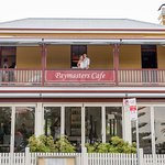 Paymasters Cafe - Newcastle Harbour