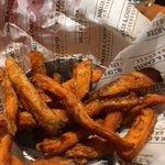 burnt chips
