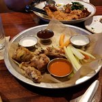 chicken wings for app
