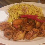 Spicy Chicken Kabob