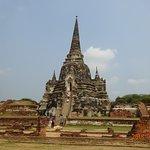 Photo de Temple of the Royal Restoration (Wat Ratchaburana)