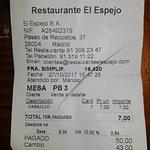 ภาพถ่ายของ Cafe El Espejo restaurante