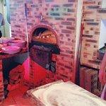 披薩烤爐,現場演示