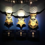 Medal of Honor for Army, Navy and AIr Force