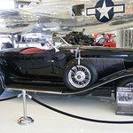 1933 Auburn12 Salon Speedster