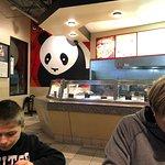 Bild från Panda Express