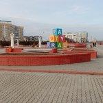 Isatay and Makhambet Square
