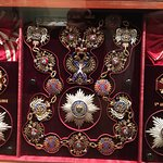 The most amazing museum of orders of knighthood in the world!