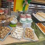 Pastas de té y tartas pastelería Tudanca