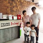 Photo de Feung Nakorn Balcony Rooms & Cafe