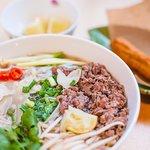 beef noodle soup / PHO BO TAI