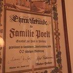 Foto de Gasthof Zur Post