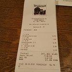 Brodersen Restaurant Hamburger Küche