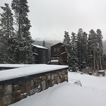 We stayed in the mountains in a fantastic cabin. The location and views were amazing. There was
