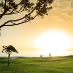 Twilight golf rounds in Vale do Lobo