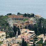Ancient theatre of Taormina!