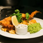 Our Beautiful Fish & Chips!