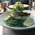 Hake dish, a chefs favourite!