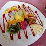 Mon dessert de fruits