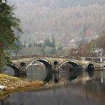 Taymouth Bridge, Kenmore Scotland.
