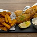 Fish & Chips - En storfavorit och en hyllning till Kåsebergas fiskhistoria