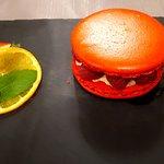 Macaron framboises/fraise !