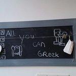 Bild från All You Can Greek