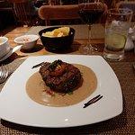 Peppercorn Steak at Beefeater