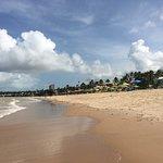 Photo de Cabo Branco Beach