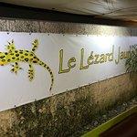 The Yellow Lizard