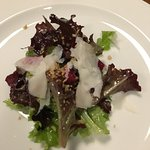 Small first course salad