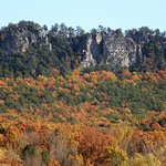 Crowders Mountain is only an hour's drive from uptown Charlotte.