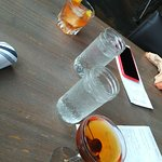 Great Old Fashioned and Manhattans.