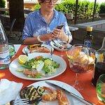 Un posto incantevole! abbiamo mangiato molto bene!