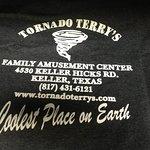 Tornado Terry's Family Amusement Center resmi
