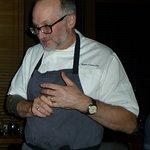 Chef Matt the gourmet genius behind the unforgettable meals