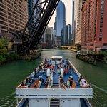Chicago's Original Architecture Tour explores all three branches of the Chicago River.